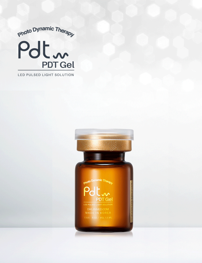 pdt gel PDT photodynamic therapy