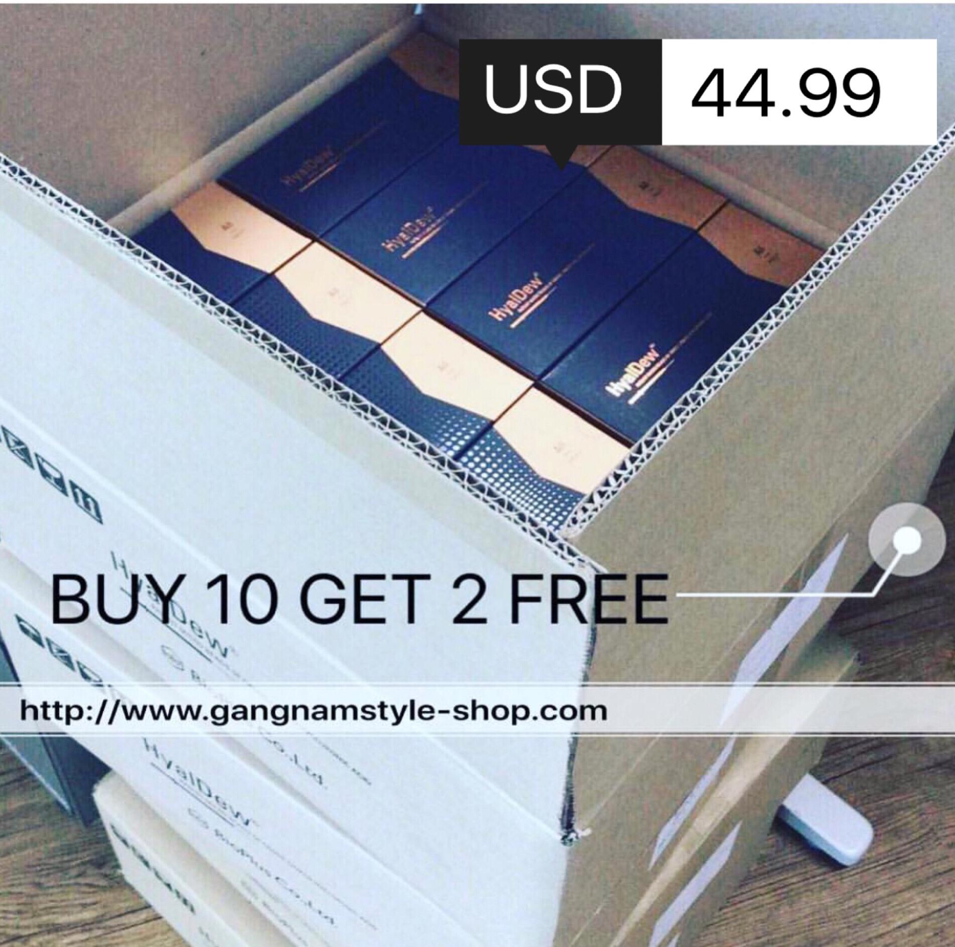 Buy hyaldew fillers online