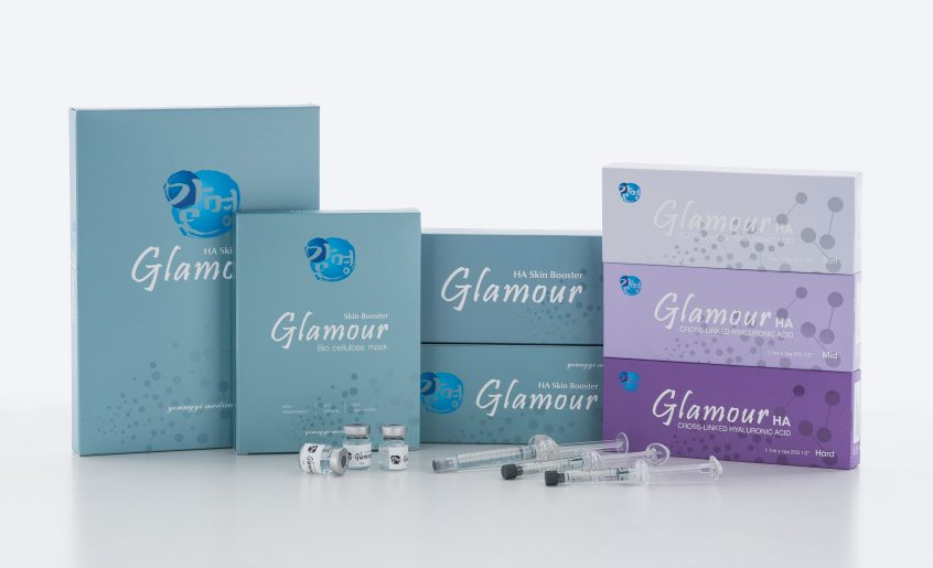 glamour hyaluronic acid for hyaluron pen